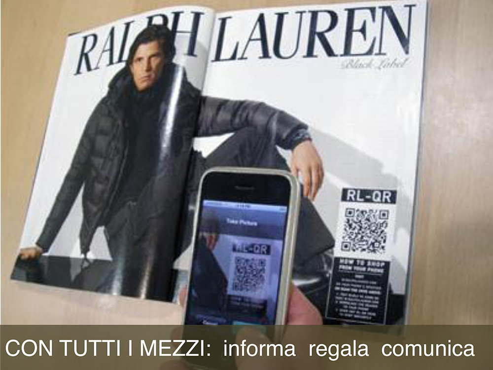 QR Italy